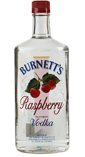 Burnett's Vodka Raspberry 1.00l